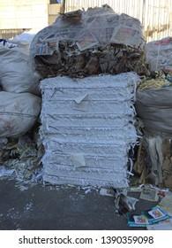 Bales Paper Waste Images, Stock Photos & Vectors | Shutterstock