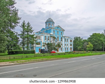 Vorontsov Dacha, or Novoznamenka - the estate of Chancellor M. I. Vorontsov. St. Petersburg. Russia