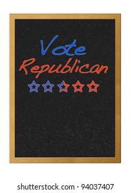Vote republican.