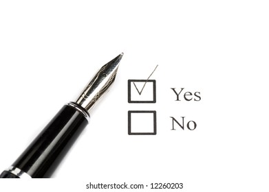 Vote for YES