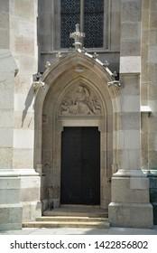 Votivkirche Church in Vienna, Austria, Europe - Shutterstock ID 1422856802