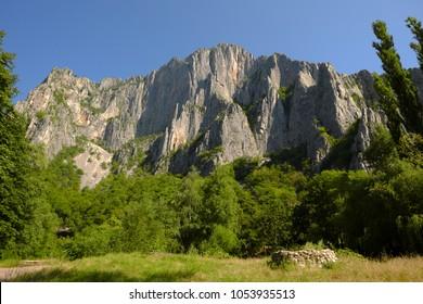 Vratsa Mountain of Vratsa Karst Nature Reserve, Bulgaria