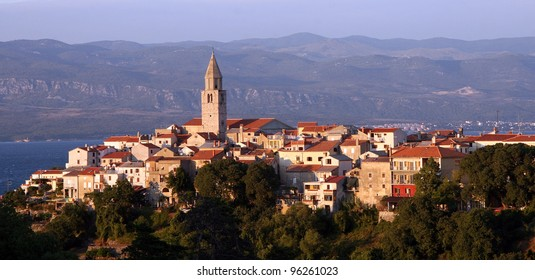 Vrbnik, island of Krk, Croatia