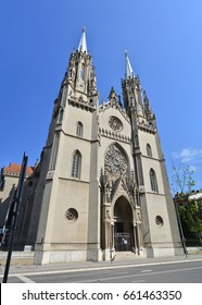 vrsac city serbia Cathedral Saint Gerhard landmark architecture