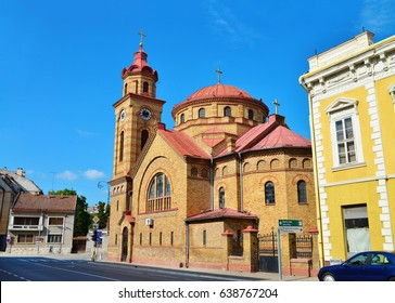 Vrsac Serbia romanian church monument landmark architecture