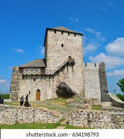 Vrsac town Serbia fortress called kula landmark architecture