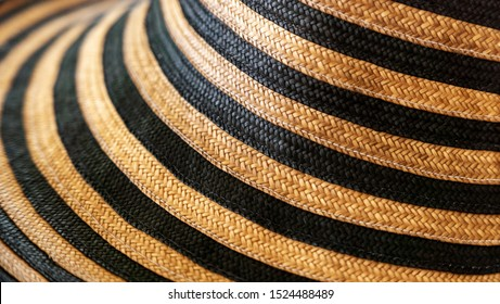 Vueltiao hat, traditional accessory of the north coast of Colombia and national symbol