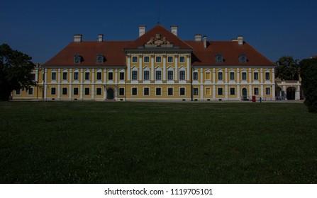 Vukovar Palace in Croatia