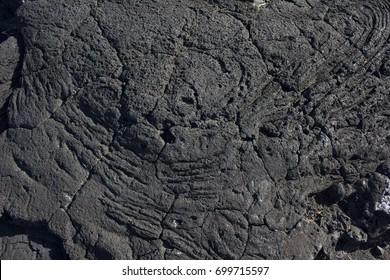 Vulcanic stone from Pico