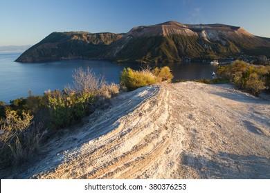 Vulcano Island, Lipari, Italy