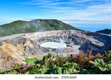 Vulcano Poas - Costa Rica