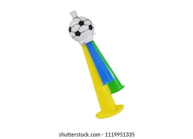 vuvuzela horns instrument football