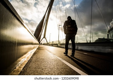 Waal Bridge Nijmegen