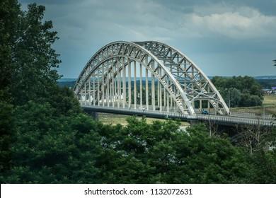 Waalbrug in Nijmegen