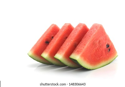 Waater melon slices