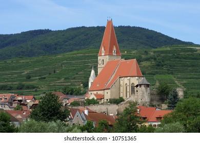 Weißenkirchen in Wachau, Austria