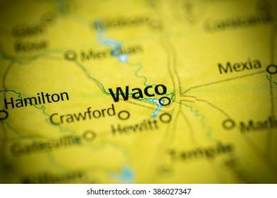 Waco. Texas. USA