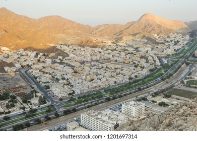Wadi Kabir to Al bustan city view, Muscat, Oamn