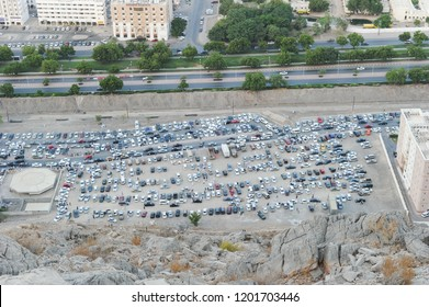 Wadi Kabir Friday Car Market, Muscat, Oman