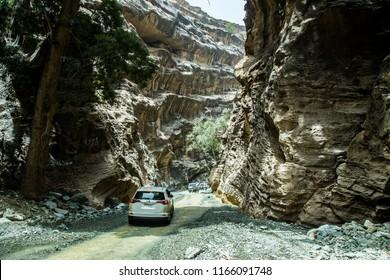 wadi lajab rift valley