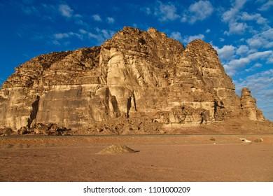 Wadi Rum desert,Jordan