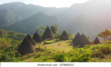 Wae Rebo Village in Flores Indonesia
