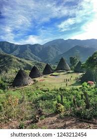 Waerebo Village, Flores, Indonesia