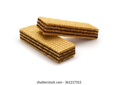 wafer biscuit chocolate
