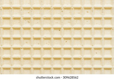 Waffle checkered background texture square