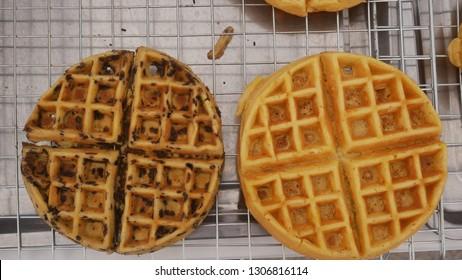 waffle sweets bekery