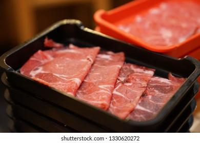 wagyu beef for sukiyaki