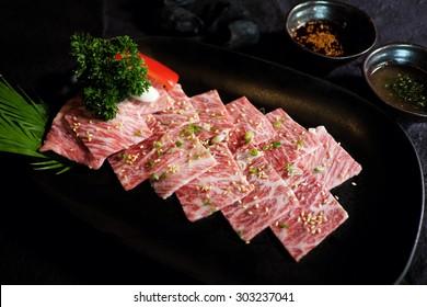 Wagyu Japanese beef A5