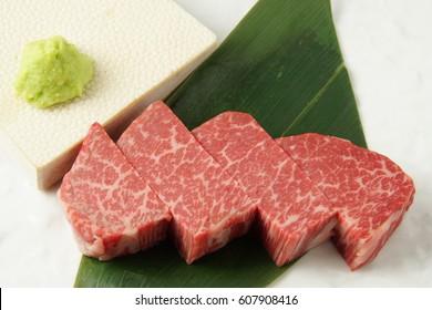 Wagyu; Japanese Yakiniku; Japanese-style barbecue; Beef fillet