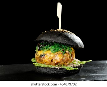 Wagyu Kobe Beef Steak gourmet burger