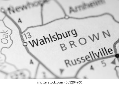 Wahlsburg. Ohio. USA