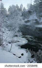 wahnapatae river five
