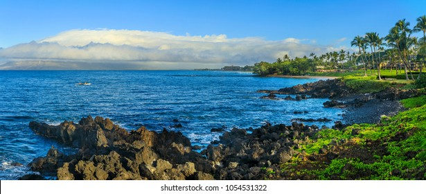 Wailea-Makena Beach, Maui, Hawaii, USA