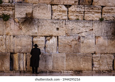 The Wailing Wall in Israel