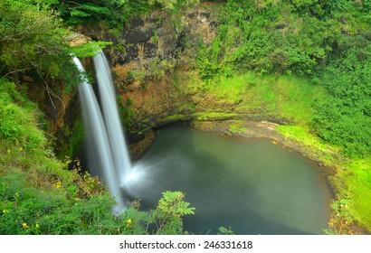 Wailua Falls - Kauai HI