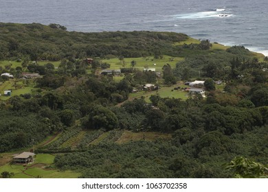 Wailua Valley in Maui, Hawaii
