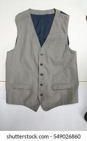 waistcoat isolated
