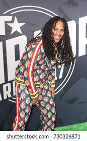 WAKA FLOCKA attends the 2017 BET HIP-HOP AWARDS red carpet on Friday, October 6th, 2017 at the FILLMORE MIAMI BEACH AT THE JACKIE GLEAN THEATER - USA