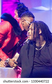 Waka Flocka - attends the 2019 BET Social Awards at the Tyler Perry Studios in Atlanta, Georgia USA on Sunday March 3, 2019