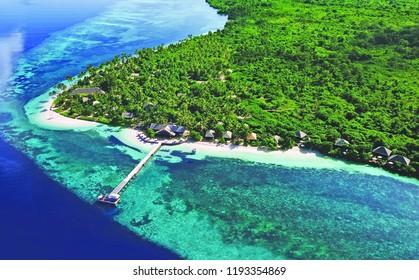 wakatobi island_indonesia's park_best of snorkeling place in the world