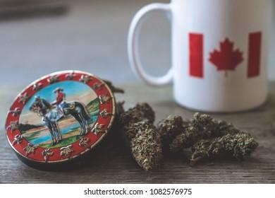 Wake and bake #canadiansdoitbetter
