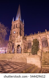 Wakefield Cathedral, Cathedral Church of All Saints in Wakefield