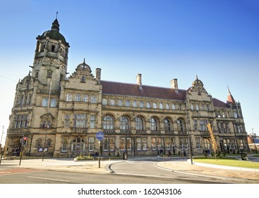 Wakefield County Hall, West Yorkshire, UK
