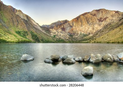 Waking Up at Convict Lake