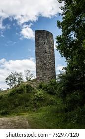 Waldenburg Castle Ruin in Attendorn