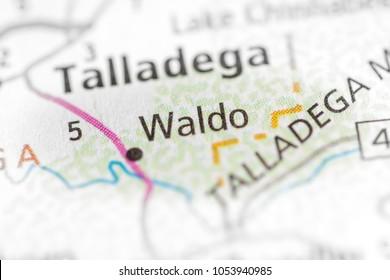 Waldo. Alabama. USA